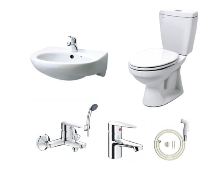 Đơn vị cung cấp thiết bị vệ sinh Ceravi giá tốt nhất Hà Nội 2020